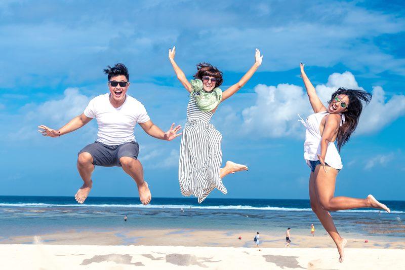 Taschengeld Sommer: Sujetbild Jugendliche