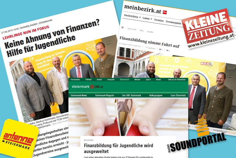 Clipping Finanzbildung