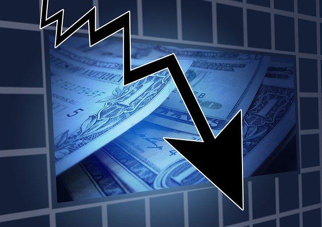 Börse Talfahrt