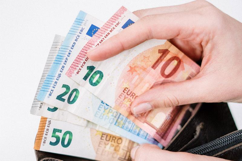 Haushaltsbudget Sujetbild